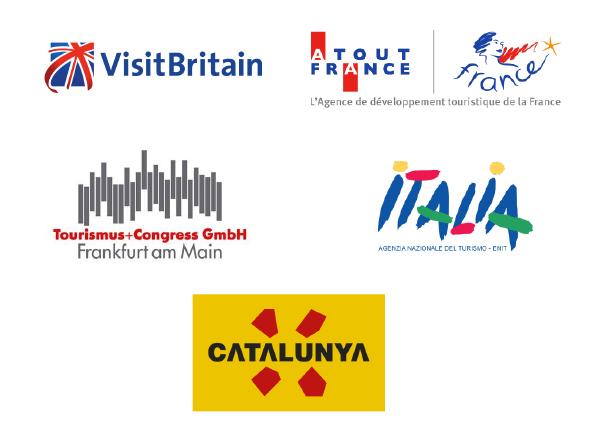 Europa, Londres, Paris, Frankfurt, Milao, Barcelona