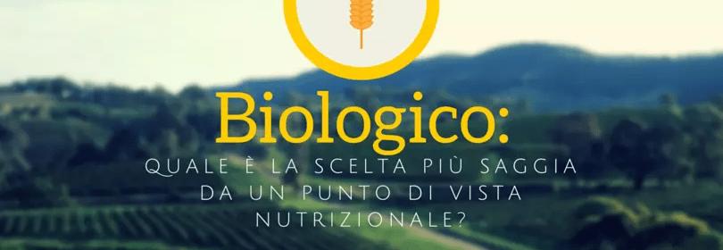 Biologico-alimentazione