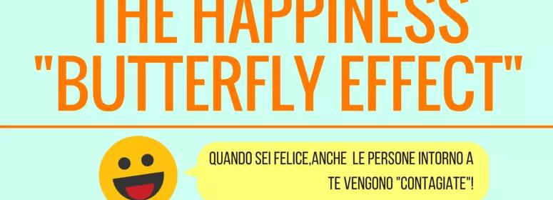 felicità crea una reazione a catena