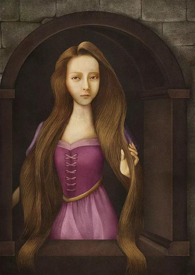 Rapunzel-Rinascimento