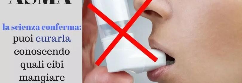 curare-asma-con-la-dieta