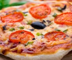 Impasto base per la  Pizza Vegana