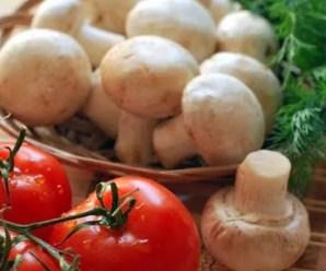 Ricetta della pizza ai funghi