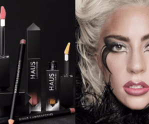 Lady Gaga lancia un brand di cosmetici vegan!