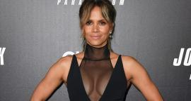 Halle Berry boasts your figure toned with leggings on Instagram