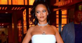 Rihanna, selling hats to have a fortune of 600 billion