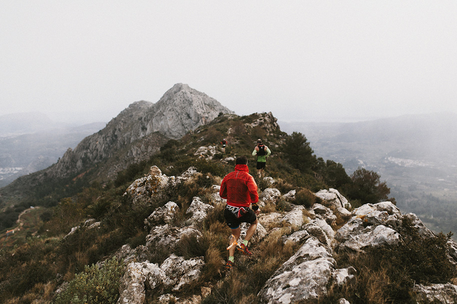 Trail running Alicante