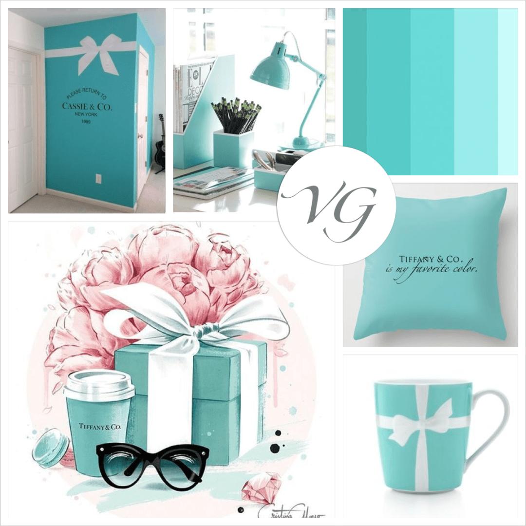 Verde o Blu Tiffany? Scopriamo insieme il mio nuovo progetto per la casa…