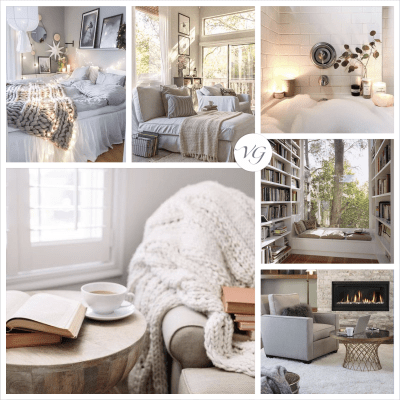 The beginning of 2019 is Cozy … Cozy Style!