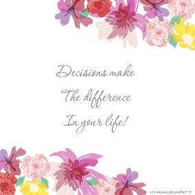 decisions make difference