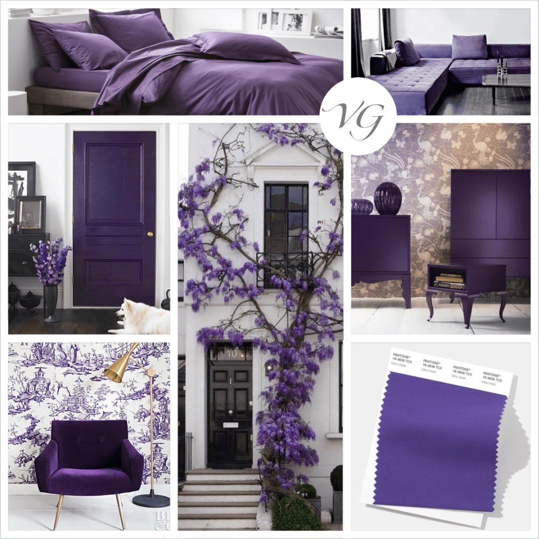 Ultra Violet 18-3838: Amore o Passione del momento?