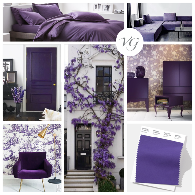 Ultra Violet 18-3838: Love or just a moment of Passion?