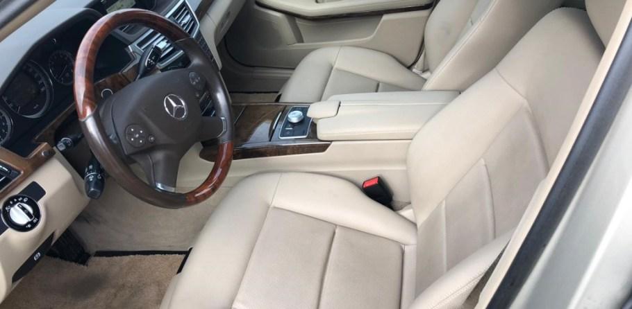 Mercedes Benz E350 CGI