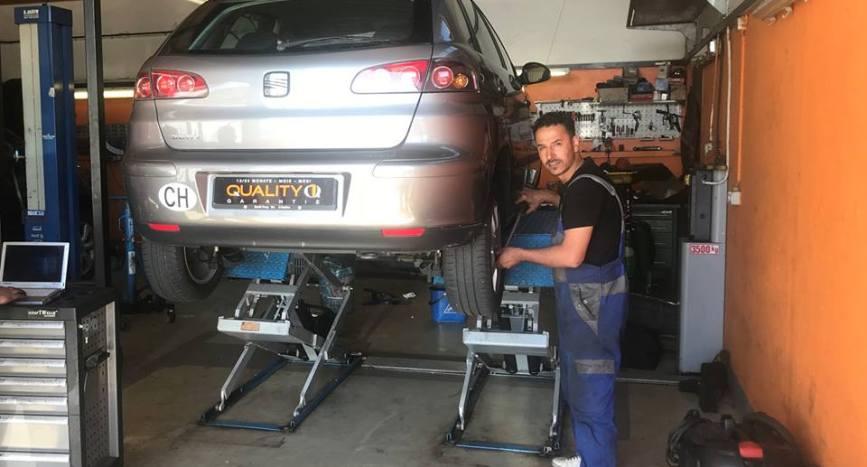 Viviane Auto Garage Yverdon