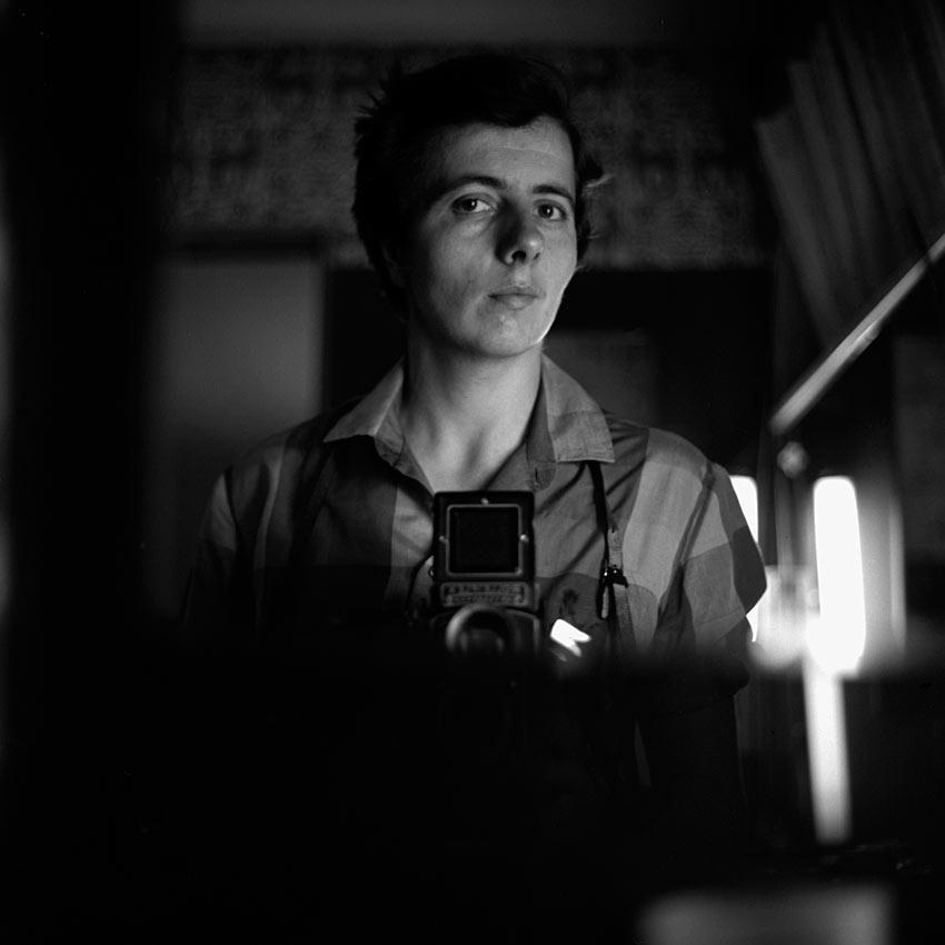 Self Portrait, 1959