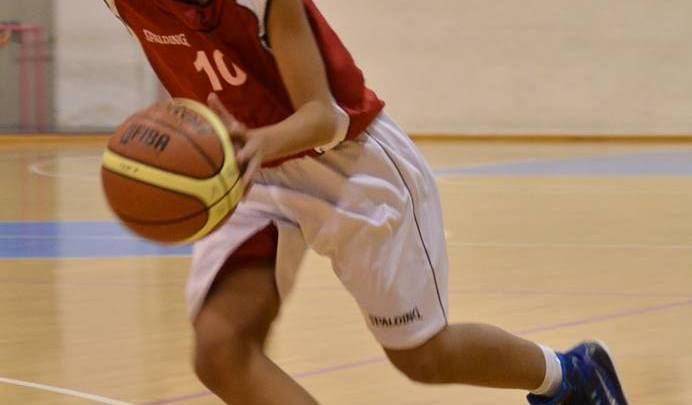 Under 14 Join the Game: On the road to Jesolo, Francesco Perretti