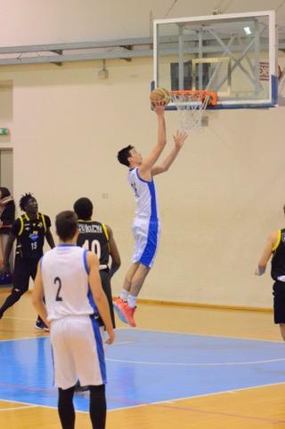 #MandiViviBasket: Ale Morgillo, basket nelle vene
