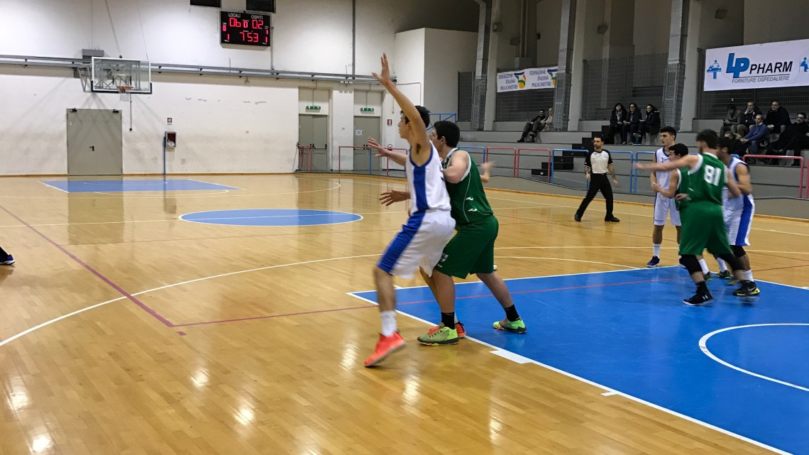 Under 18 Eccellenza: Vivi Basket travolgente