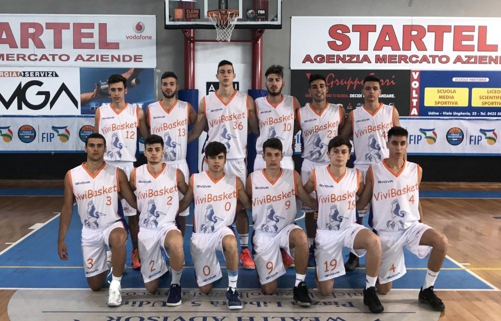 Finale Udine: Vivi Basket supera il turno