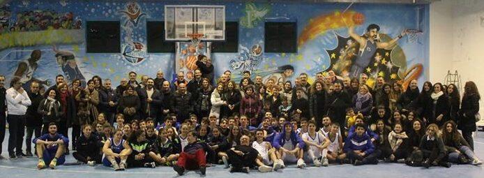 La festa di Natale Vivi Basket