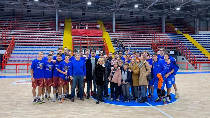 5° Memorial Di Falco al Basket Roma