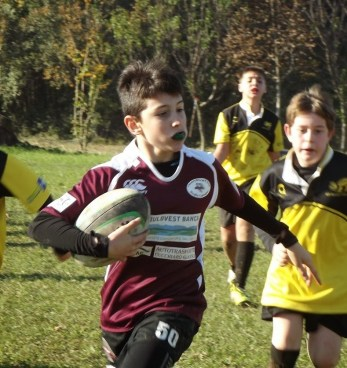 %name 08.03.2015   Rugby giovanile in festa a Codroipo.