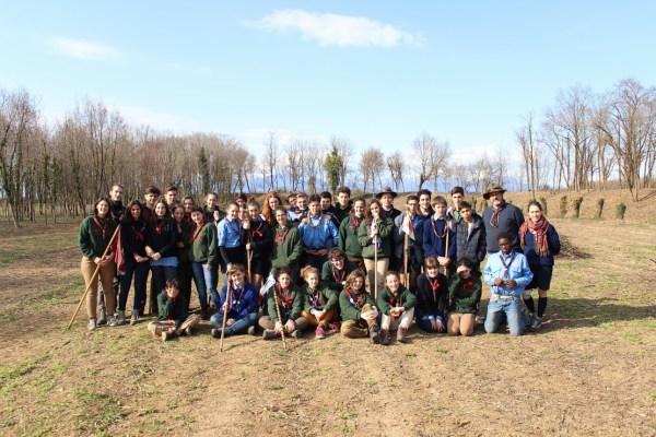 scout castelliere 600x400 MERETO DI TOMBA: Il Castelliere di Savalons sarà destinato a progetti didattici e di sviluppo del territorio