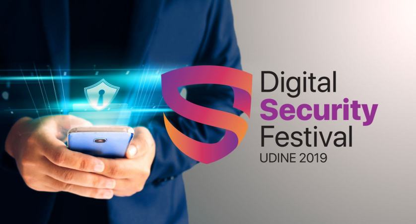 Digital Security Festival Udine Hero 1280x691 Gabriele Gobbo moderatore del Digital Security Festival 2019 di Udine