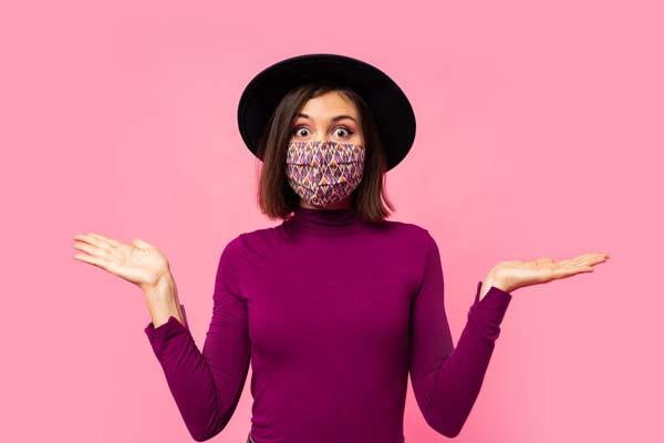 mascherine moda