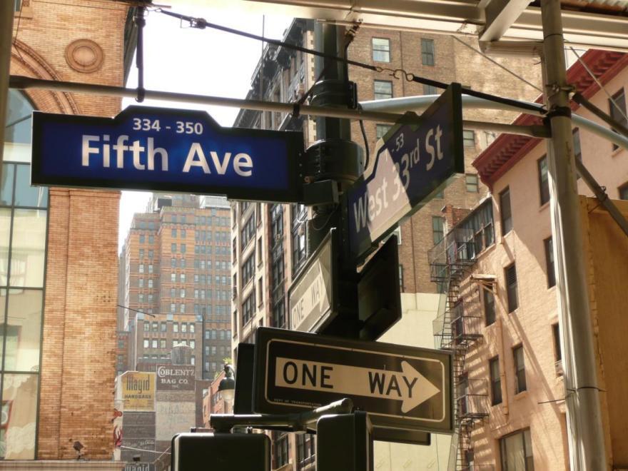 Nova Iorque 5ª Avenida