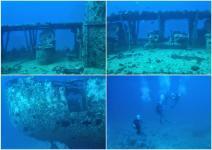 Tour Submarino fundo do mar