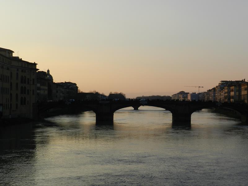 Rio Arno Florença