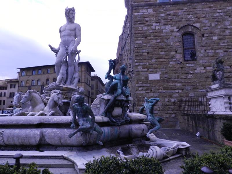 Fonte Netuno Florença