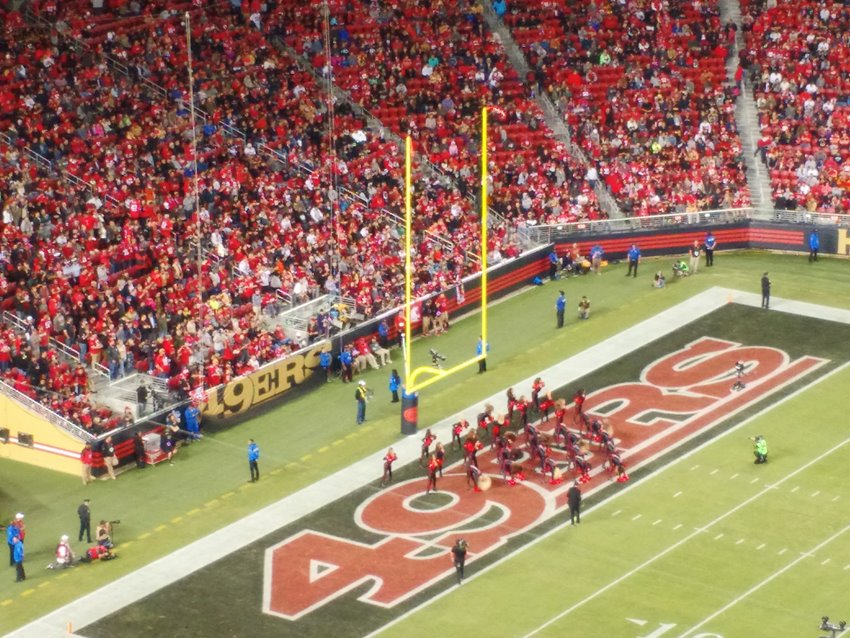 Field 49ers game