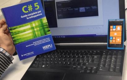 """C# alla portata di tutti con """"C# 5 Guida completa per lo sviluppatore"""""""