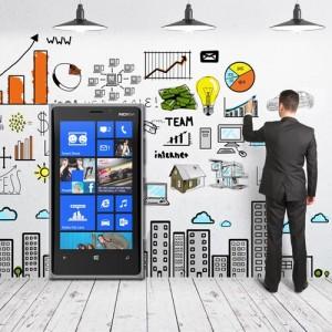 #LumiaStory Nokia Lumia for Business: c'era una volta l'ufficio…
