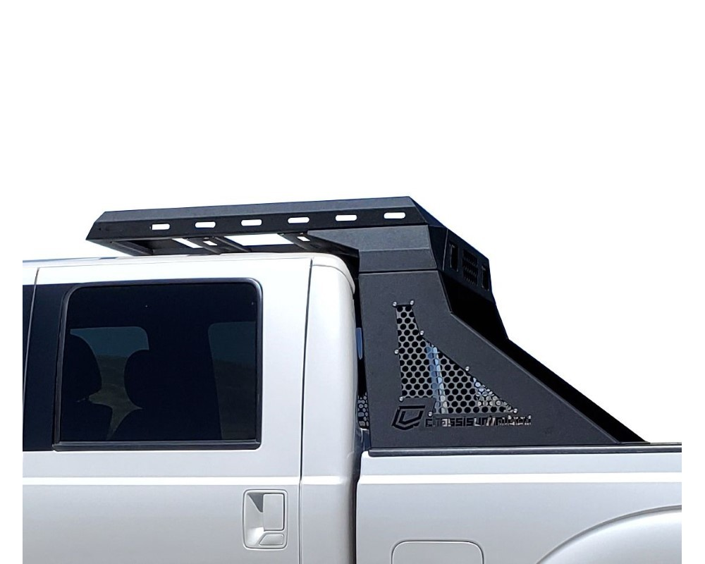 chassis unlimited f 150 headache rack for 10 14 ford f 150 adventure rack proform series