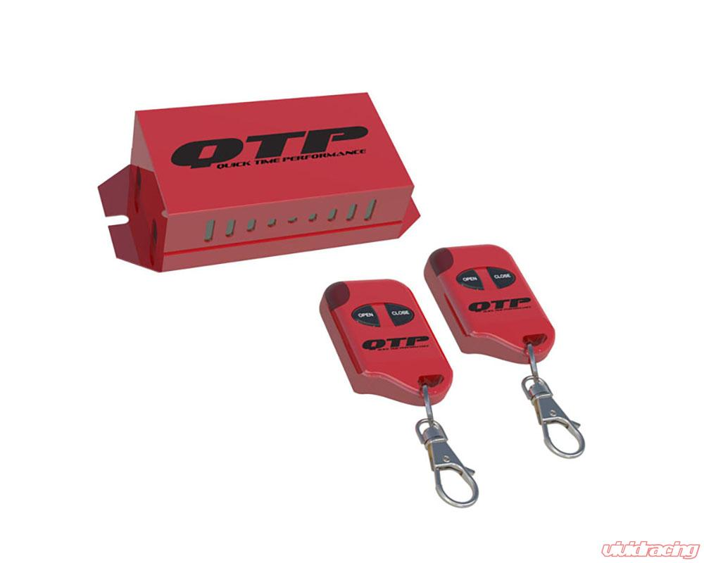 wireless one touch remote controller for qtp electric exhaust cutouts quick time performance