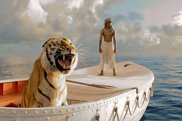 """""""life of pi poster"""""""