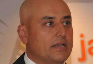 Sabeer Bhatia, the creator of Hotmail, which was sold to Microsoft for $400 million in 1998.