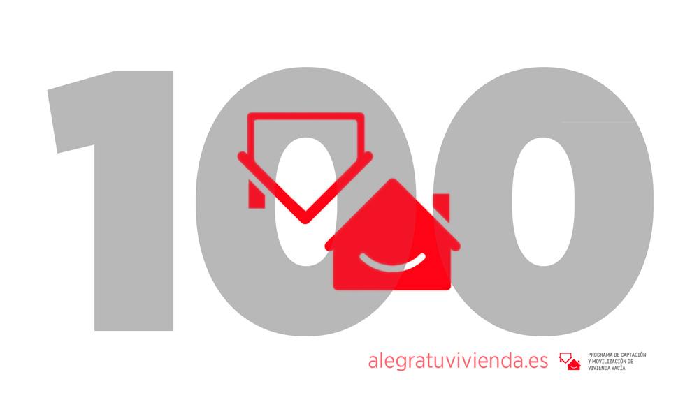 400 familias zaragozanas se han beneficiado del programa Alegra tu Vivienda