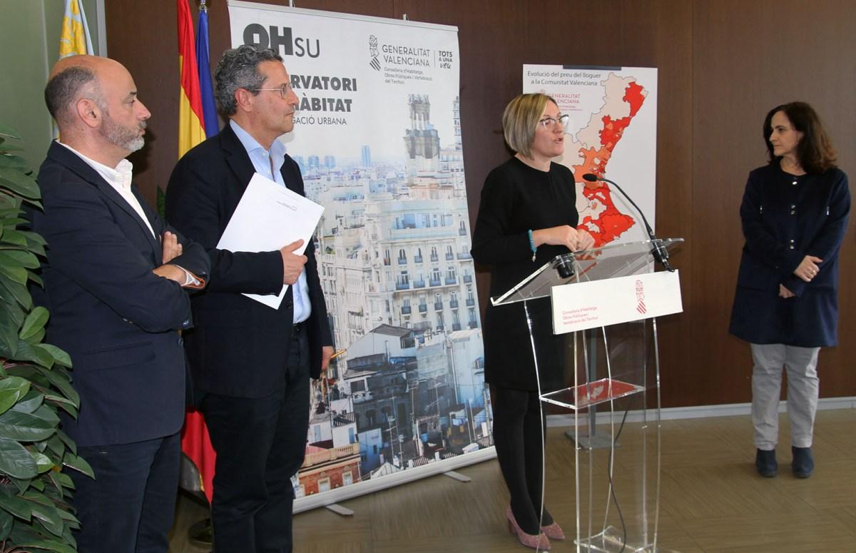 La Generalitat Valenciana delimita las zonas tensionadas y los precios de referencia cuyo cumplimiento permite obtener ventajas fiscales