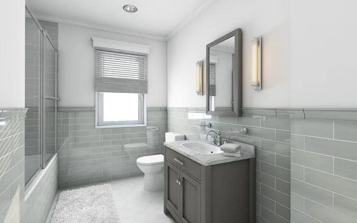 baño de casa más grande