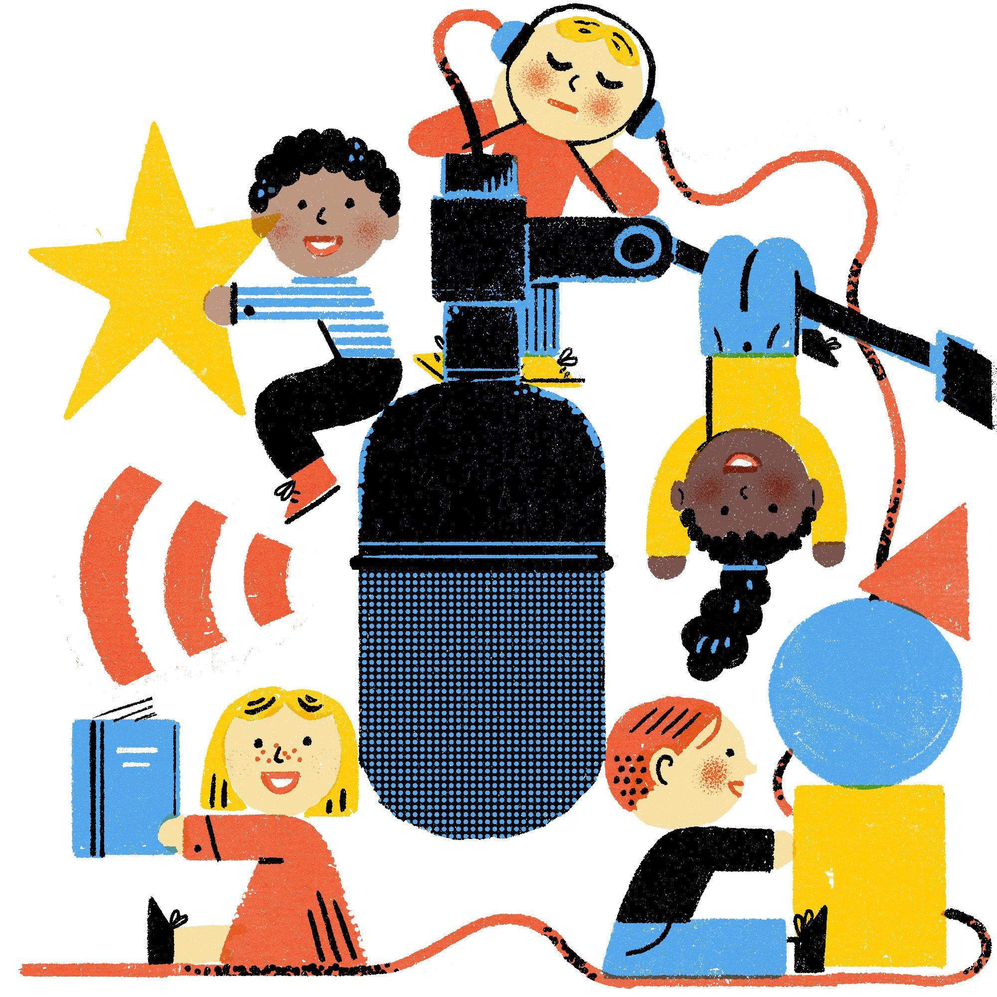 podcasts-niñas-niños-opción-aprender-desde-casa 22/04/20