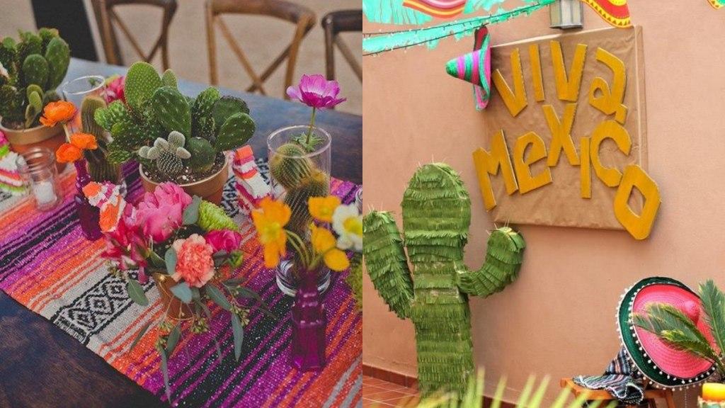 Ideas originales de decoracion para pasar las fiestas patrias en casa