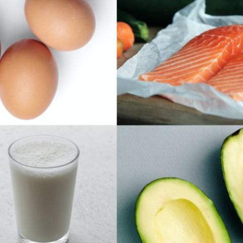 Alimentos que aportan vitamina D al organismo
