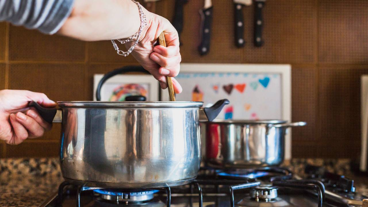 ahorrar gas cocina