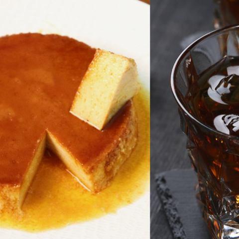 flan whisky