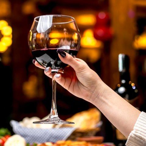 vino tinto beneficios