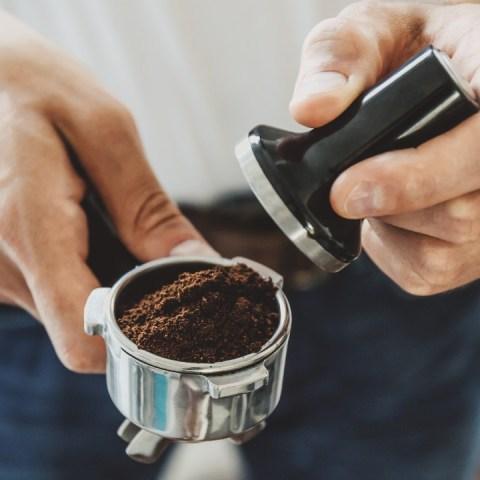 café cafetera